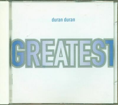 Duran Duran - Greatest Hits Cd Ottimo