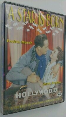 BRAND NEW SEALED DVD - A Star Is Born (DVD, 2004) Janet Gaynor**SHIPS-N-24HRS**