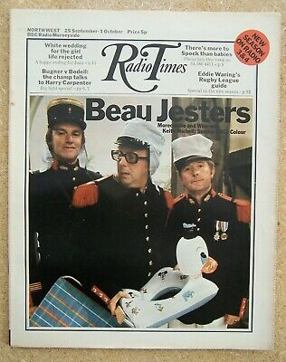 Radio Times/1971/Morecambe and Wise/Keith Michell/Ronnie Barker/Joe Bugner/