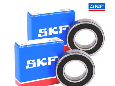 2 Trailer Wheel SKF Bearings for Daxara 106 126 136 (1 Hub) SKF bearings