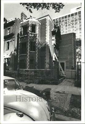 1977 Press Photo Remodeled stable house Chicago Astor - RRV63045