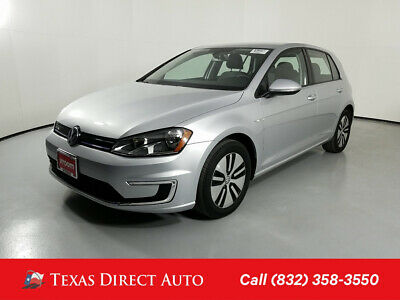 2016 Volkswagen Golf SE Texas Direct Auto 2016 SE Used Automatic FWD Hatchback