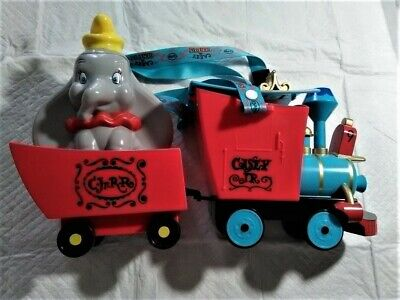Disney Parks Casey Jr Train Popcorn Bucket And Dumbo Sipper Cup Never Used