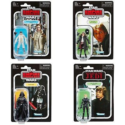 Star Wars The Vintage Collection TVC Wave 5 Set Of 4 In Hand