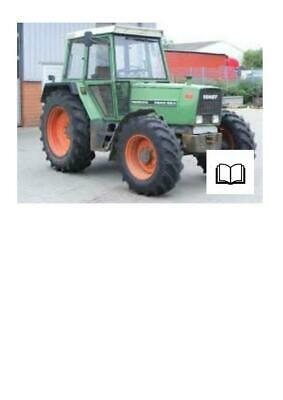 FENDT FAVORIT 700 Series Workshop & Operators Manuals - £3 90