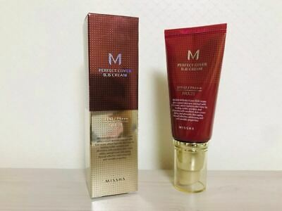 Missha M Perfect Cover BB Cream No21 Light Beige SPF42 PA +++ 50ml