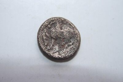 ANCIENT CELTIC BRONZE UNIT COIN 2/1st CENTURY BC