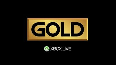 Xbox Gold Live 3 Month Membership Xbox One 360 Digital Code Fast **