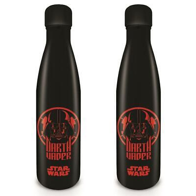 Star Wars Metal Botella Darth Vader Doble Pared Aspiradora Sellado 500ml