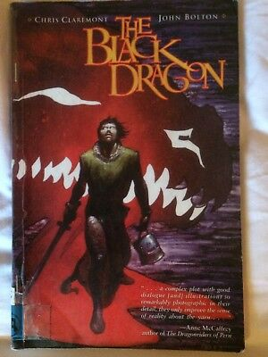 The Black Dragon by Chris Claremont and John Bolton