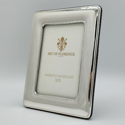 Handmade Sterling Silver Photo Picture Frame  1017/13×18 GBnew