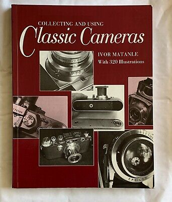 Collecting & Using Classic Cameras, Softback book