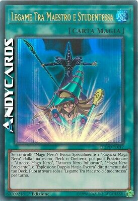 • ANDYCARDS • Ultra R • DUPO EN050 • Yugioh Carta Dell'oblio CARD OF DEMISE