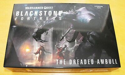 Warhammer Quest Blackstone Fortress Dreaded Ambull Expansion - No Figures