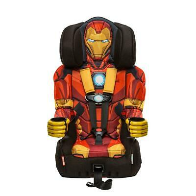 KidsEmbrace Friendship Combination Booster Car Seat - Iron Man
