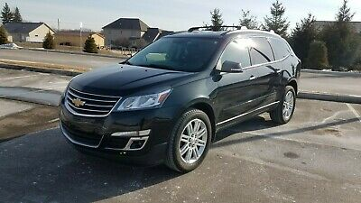2014 Chevrolet Traverse 1LT 1LT FWD Chevrolet Traverse w less than 62K miles! No accidents, well maintained!