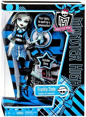 Monster High Frankie Stein 10.5-Inch Doll