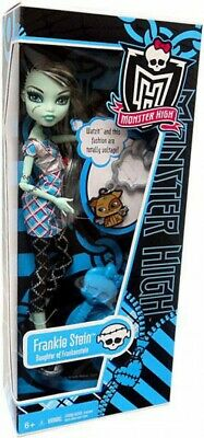Monster High Classroom Basic Frankie Stein 10.5-Inch Doll