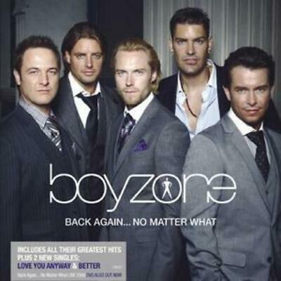Boyzone : Back Again... No Matter What: The Greatest Hits CD (2008)