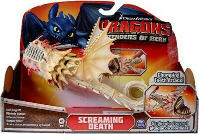 How to Train Your Dragon Defenders of Berk Screaming Death Action Figure