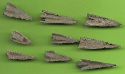 LOT 9 Sarmatia OLBIA Cast Proto Money ARROW 5th BC Ukraine Crimea Russland 753