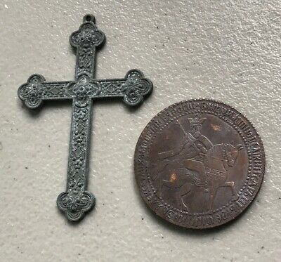 Cross of Jesus Christ from Vermont Church It Is Antique & JawDropping Cross God