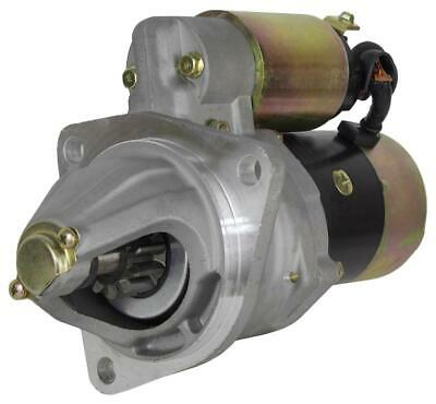 New Gear Reduction Starter Fits Hino Trucks With Nissan Pf6 Diesel 2330096504