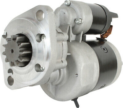 New Gear Reduction Starter Fits Huerlimann Xn 706 707 11130521 296193700 9142602