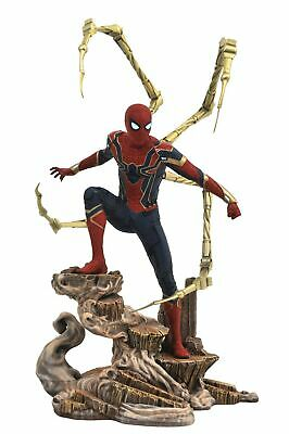Avengers Infinity War Marvel Gallery Iron Spider 9-Inch Collectible PVC Statue
