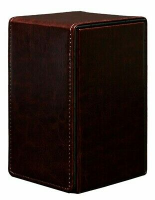 Ultra Pro Alcove Tower Cowhide Deck Box