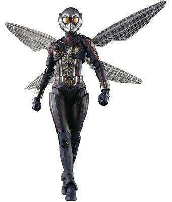 Marvel Ant-Man and the Wasp S.H. Figuarts Wasp Action Figure [Tamashii Stage]