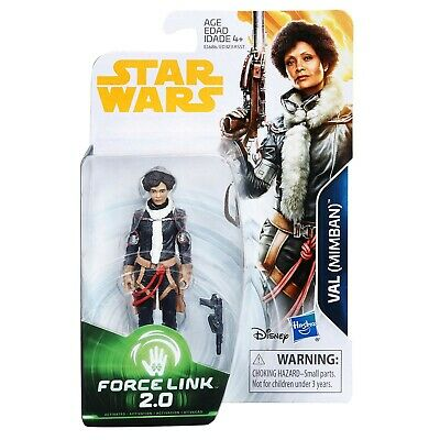 Solo A Star Wars Story Force Link 2.0 Val (Mimban) Action Figure