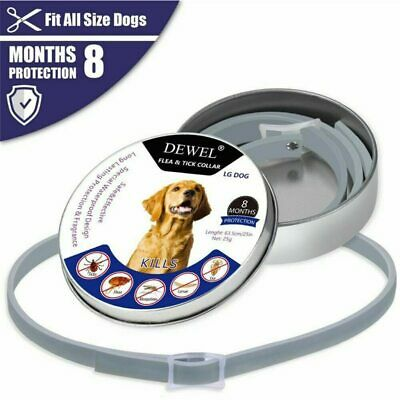 Bayer Seresto  Flea and Tick Collar for Dogs and Cats Free Shipping