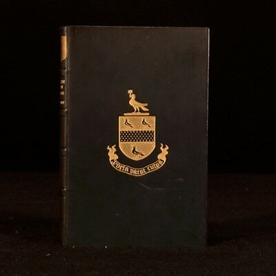 1908 Captain John Smith by A G Bradley Illustrated Map Fine Binding