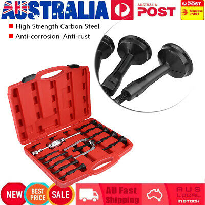 16in1 Car Inner Disassemble Bearing Blind Hole Remover Extractor Puller Set