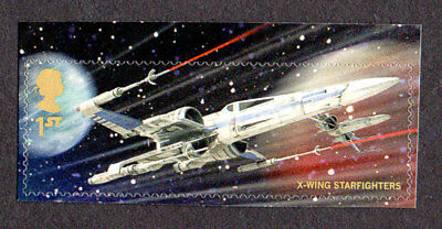2015 SG 3784 1st 'X-Wing' from 'Making of Stars Wars The British Story PSB DY15