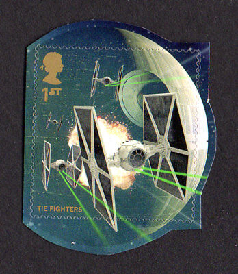 2015 SG 3783 1st 'Tie Fighter' Making of Stars Wars The British Story PSB DY15