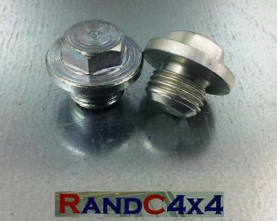 Land Rover Discovery Defender Wading Plugs Timing case Bell Housing 200 300 TDi