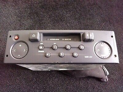RENAULT CLIO ETC Tuner List Phillips Radio Cassette With
