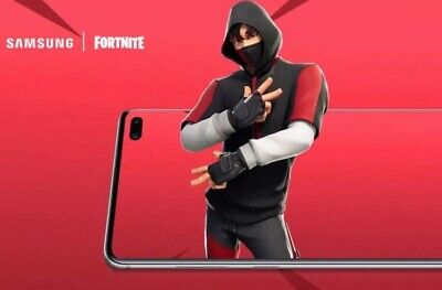 New Fortnite Ikonik Skin (Read Description)