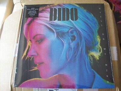 "DIDO Still On My Mind 12"" Vinyl  Lp Signed Insert.....New & Sealed"
