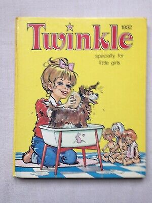 Twinkle For Little Girls Annual 1982