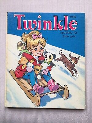 Twinkle Specially For Little Girls 1980