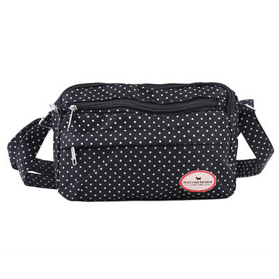 Portable Small Mummy Diaper Bags Baby Nappy Canvas Shoulder Changer Bag DP