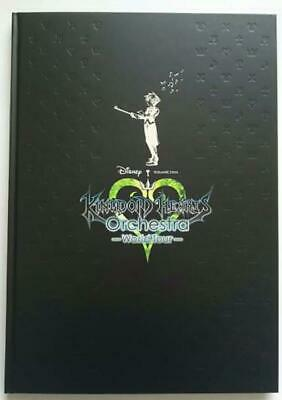 Pamphlet Quantity Limited KINGDOM HEARTS Orchestra World Tour Venue Limited