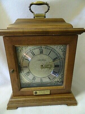 Seth Thomas Battery Operated Clock-Retirement Gift Plaque-Needs New Battery