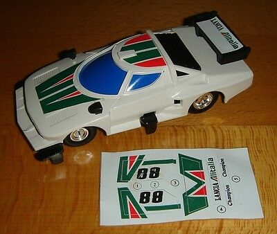 Circuit Routier (Slot car) LANCIA Beta Montecarlo Alitalia.