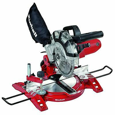 Einhell Scie à onglet radiale 1600 W Largeur de coupe maximale : 120 mm Neuf