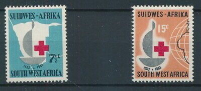 [88388] South West Africa 1963 good set Very Fine MNH stamps