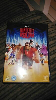 wreck it ralph disney action adventure family feel good cult comedy thriller